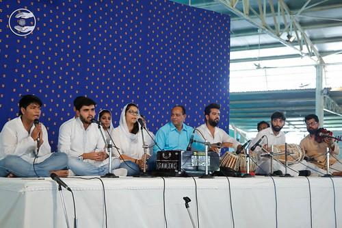 Avtar Bani by devotees from Rohini, Delhi