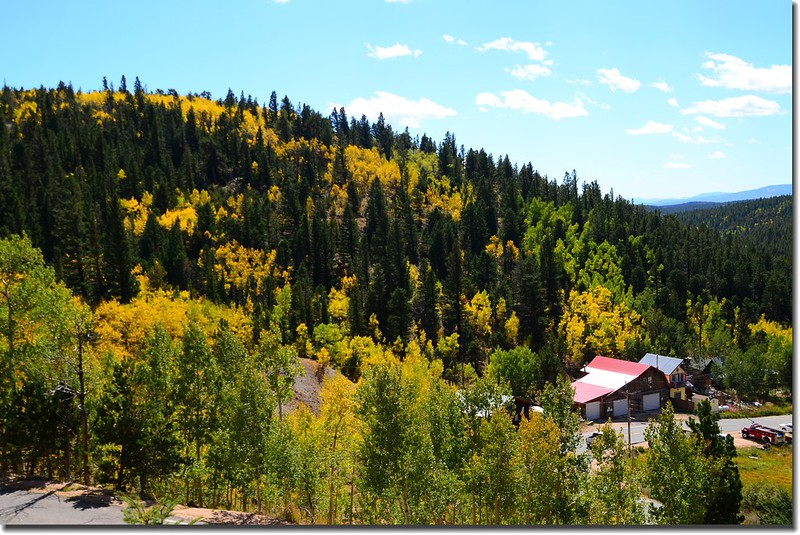 Peak to Peak Scenic Byway in Fall, Colorado (2)