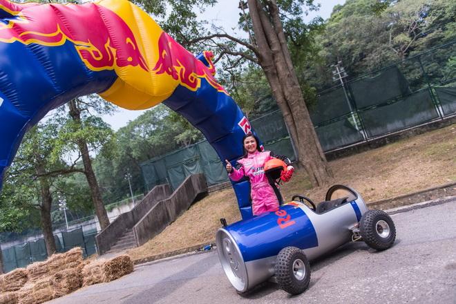 拉力賽皇后沈佳穎將擔任第二屆Red Bull皂飛車大賽評審之一