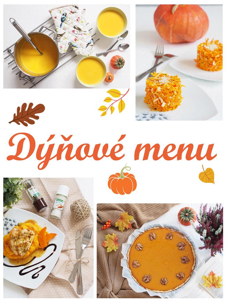 Dýňové menu