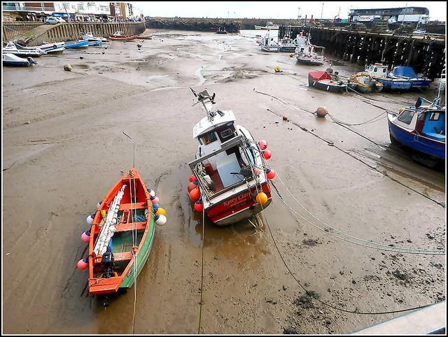 Low Tide ..
