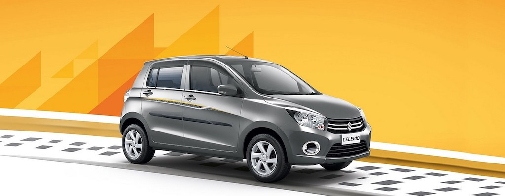 Maruti-Celerio-Limited-Edition-front-three-quarters-right-side