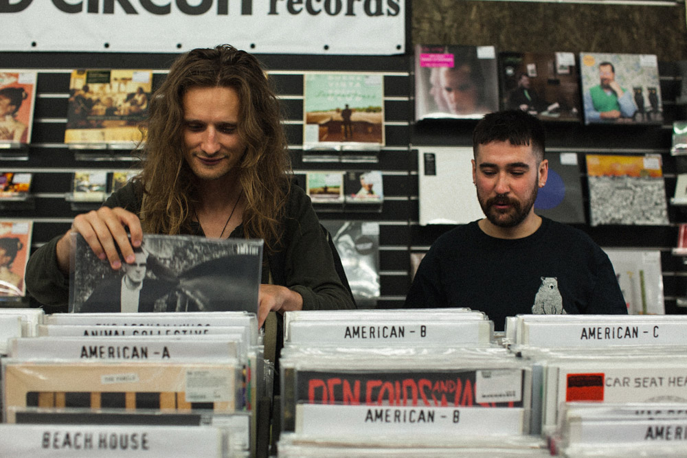 Record Shopping: Banfi