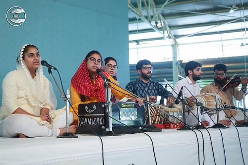 Avtar Bani by devotees from Lajwanti Garden, Shrishti and Saathi