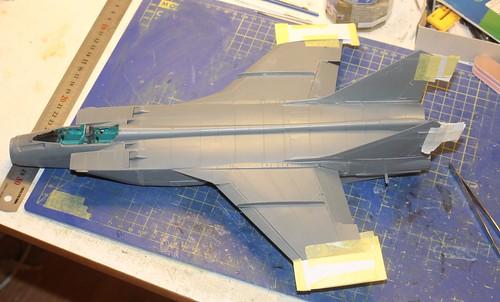 MiG-31B Foxhound, AMK 1/48 - Sida 3 35648937664_f94a79099f