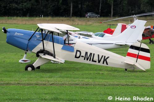 Bücker Bü 131 Jungmann D-MLVK