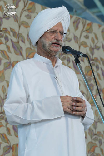 Chairman, CPAB, Gobind Singh from Jalandhar, Punjab