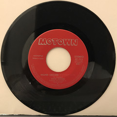 スティービー・ワンダー:ハイアー・グラウンド(RECORD SIDE-A)