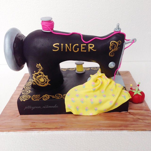 Cake by Petitesyireen Customcakes