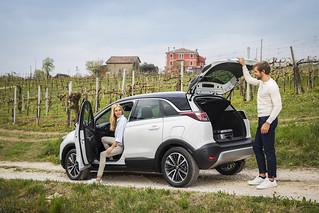 50.000 Opel Crossland X bestellt