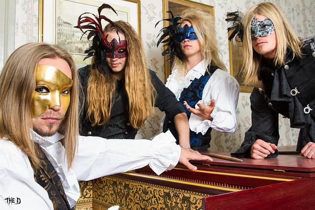 Grand Masquerade
