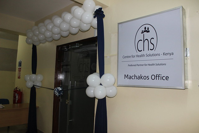 NAISHI Offices Official Opening