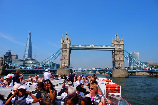 London Bridge from the, Fujifilm X-T10, XF18-135mmF3.5-5.6R LM OIS WR