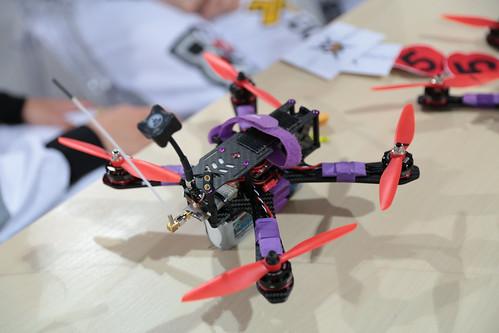 UAE World Drone Prix 2016, Dubai