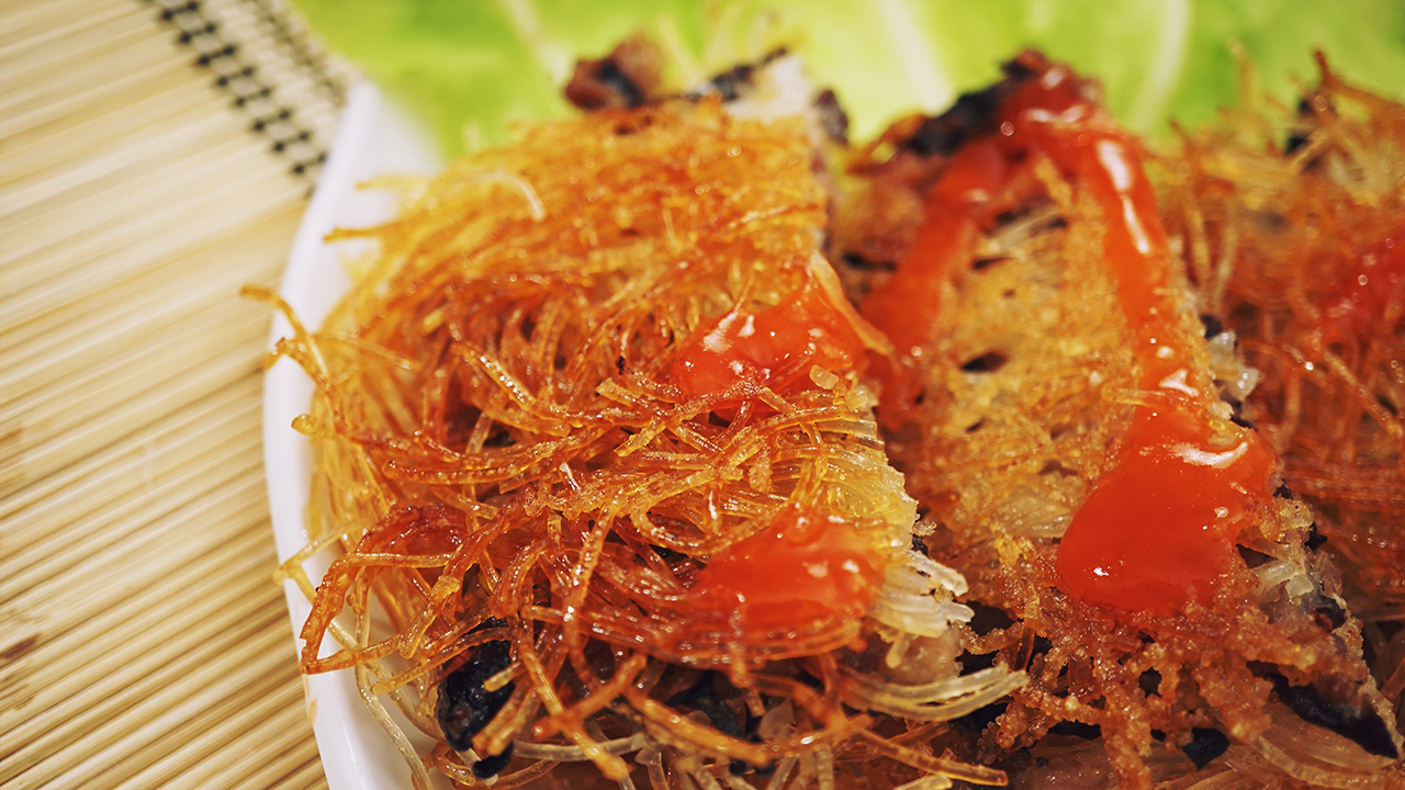 Crispy Fried Glass Noodles – Special Recipes for our kids