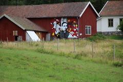 Utsiktens ekoby i Lilla Krossekärr +lite till.