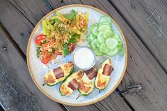 Veggie Dinner 07.29.17