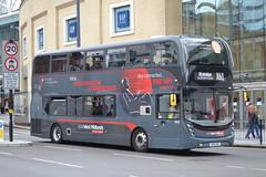 National Express West Midlands 6828 SN66WEU