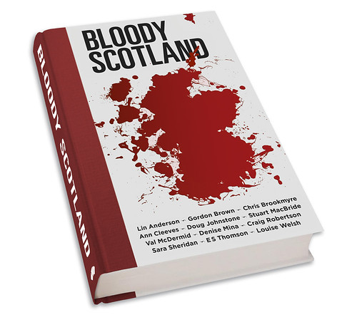 Bloody Scotland - the book