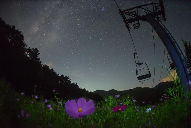 Jibusaka Plateau Galaxy Cosmos