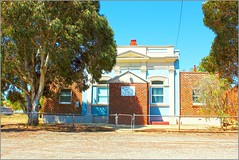 Masonic Hall, Stratford Street, Pingelly, Western Australia, Australia