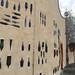 Exterior Hundertwasser-Market Hall,  Staad-Altenrhein Switzerland