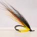 Green butt cascade Salmon fly