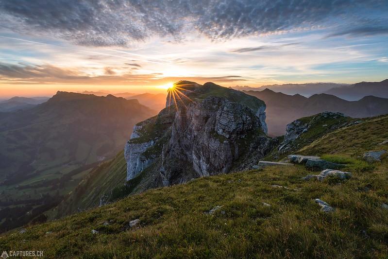 Sunrise - Hohgant