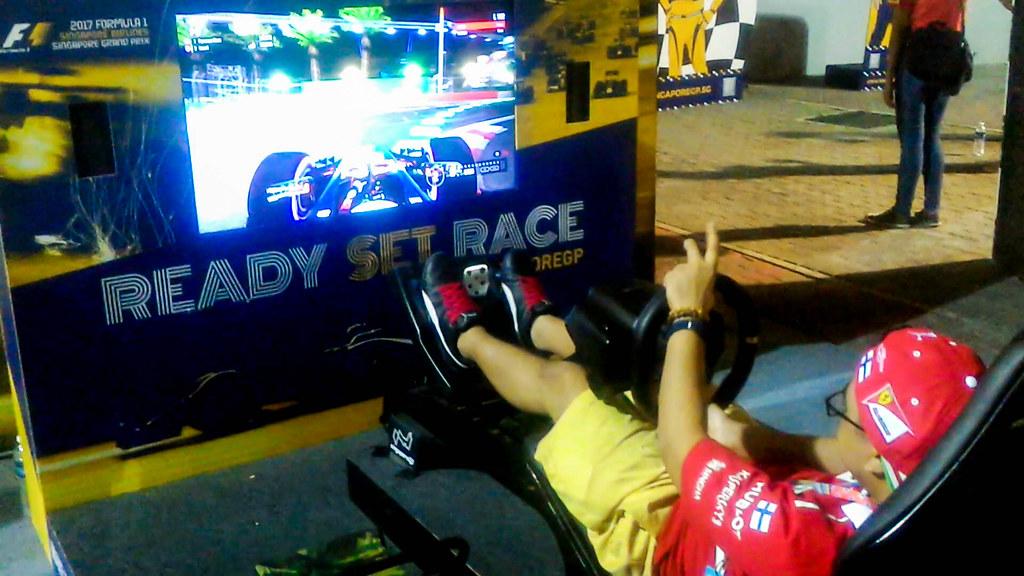 The Sim Racer
