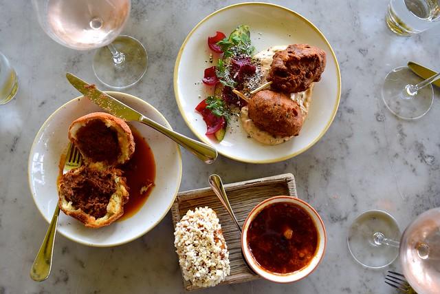 Small Plates at Duck & Waffle | www.rachelphipps.com @rachelphipps