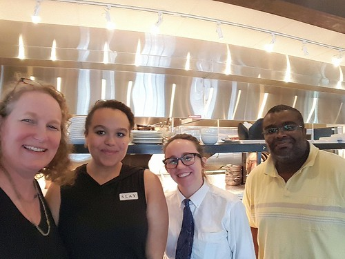 What makes dining out a truly enjoyable experience is the service. Catherine is awesome! #CelebrateBravo: Happy Birthday, Bravo! Cucina Italiana