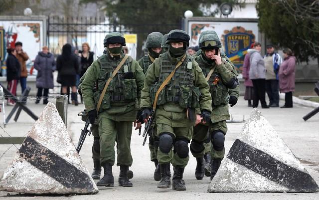 Ο Ρωσικός Στρατός εδώ και δεκαετίας φρόντισε να εφοδιάσει τις Ομάδες Πεζικού του με όπλα διαμετρήματος 7,62Χ54R όπως το Dragunov SVD και το PKM, διατηρώντας παράλληλα το 5,45Χ39 ώς το κύριο διαμέτρημα του όγκου των τυφεκίων του.