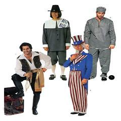 Butterick 3556 men halloween costume