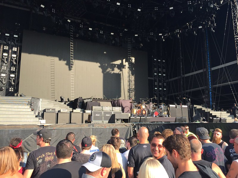 2017-08-16 Guns N Roses / Live @ New Era Field