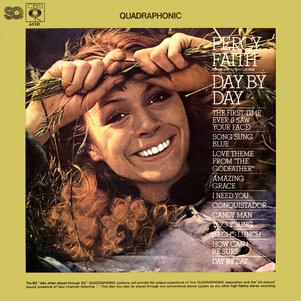 Percy Faith - Day By Day