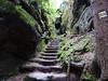 Soutěska Úzké schody, foto: Petr Nejedlý