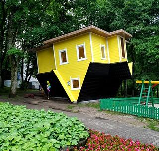 Ačgārnā māja Lietuvā