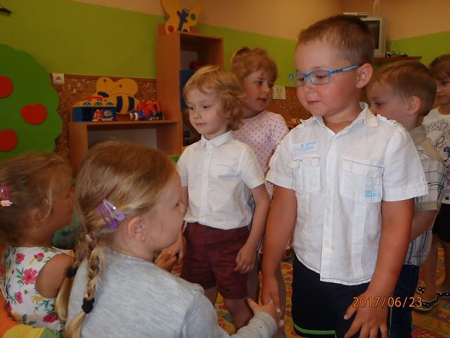 Urodzinki Laury. Emilki F. , Julki i Sary