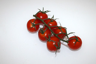 16 - Zutat Kirschtomaten / Ingredient cherry tomatoes