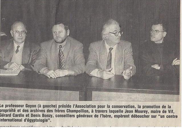Denis Bonzy Musée Champollion