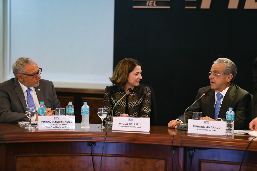 Brasil-Japão Reunião CNI