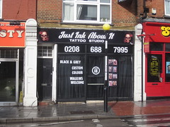 Picture of Just Ink About It, 10 Ye Market, Selsdon Road
