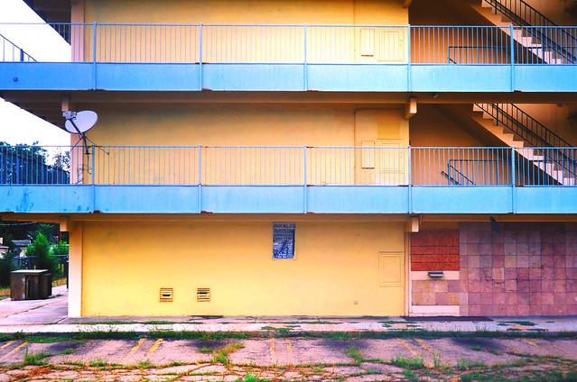 Yellow Hotel; Near East Colfax