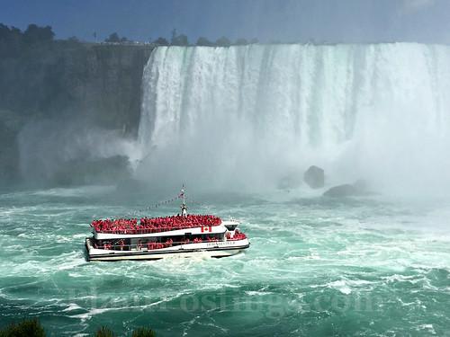 falls boat ride