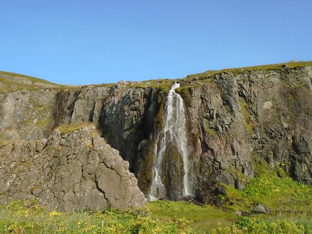 Steinþórsstandur in Hornstrandir