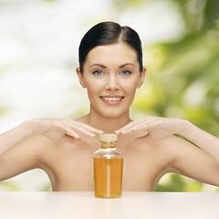 El aceite de argán : los beneficios de la belleza del aceite de argán