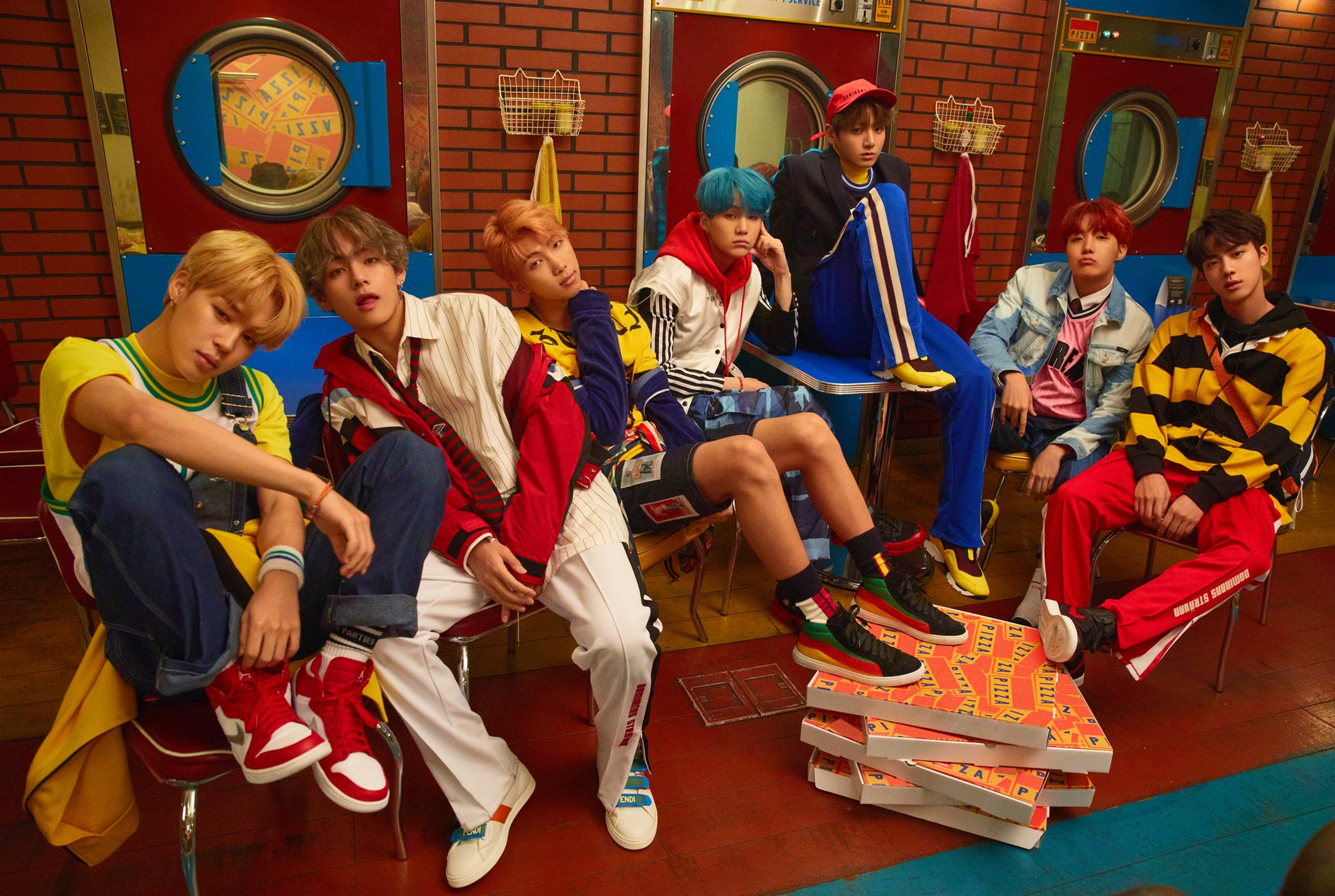 Picture Bts Love Yourself 承 Her Concept Photo E Version 170908