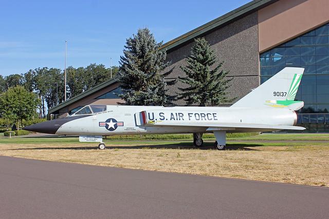 F-106A 59-0137