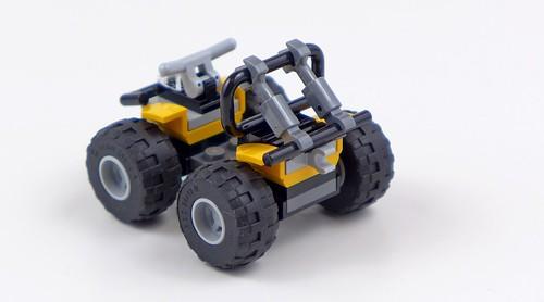 LEGO City Jungle 30355 Jungle ATV 13