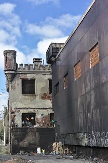 ex Cárcel de Caseros